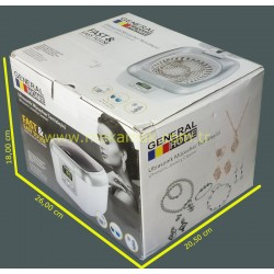 general home ultrasonic cleaner  box dimensions