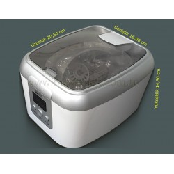 general home ultrasonic cleaner  dimensions
