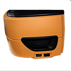 cd-4821 Ultrasonic Cleaner yellow on of button